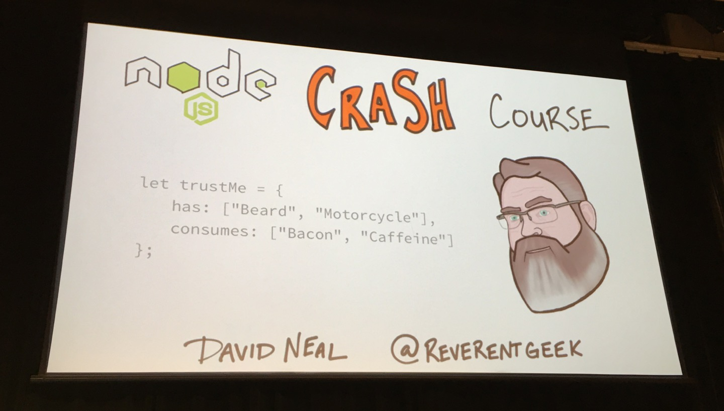Node.js Crash Course